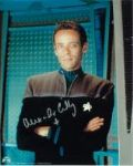 "Alexander Siddig ""Dr. Julian Bashir"" in Star Trek: DS9, Genuine Signed Autograph, 4033"
